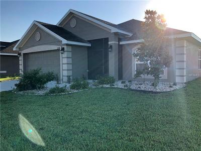 Pasco County Single Family Home For Sale: 13528 Marilyn Court