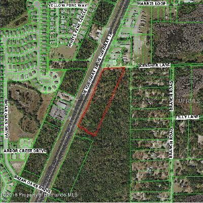 Hudson Residential Lots & Land For Sale: Us Highway 19