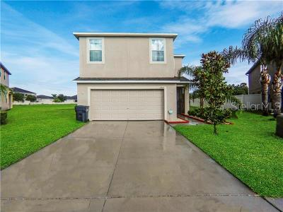 Single Family Home For Sale: 13907 Crater Circle