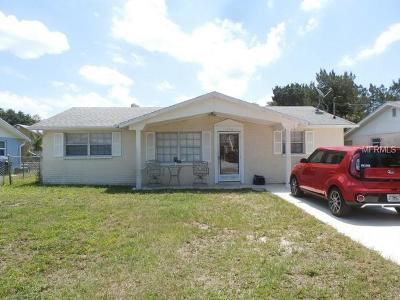 Hudson FL Single Family Home For Sale: $179,900