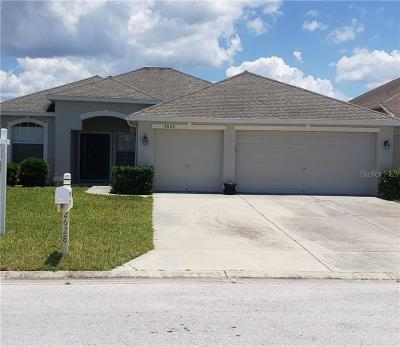 Holiday Single Family Home For Sale: 2628 Eagles Crest Court