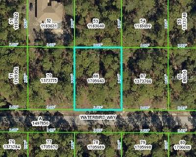 Weeki Wachee Residential Lots & Land For Sale: Waterbird Way