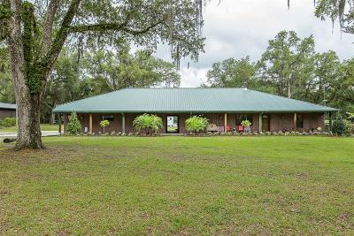 Brooksville Single Family Home For Sale: 22250 Hayman Road