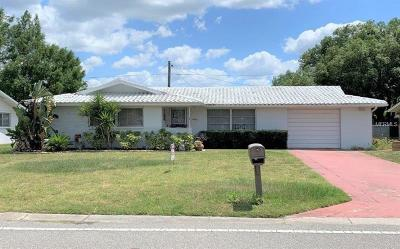Port Richey Single Family Home For Sale: 7602 Bougenville Drive