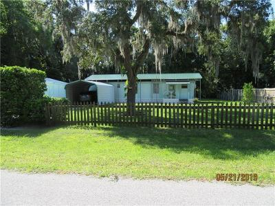 New Port Richey Mobile/Manufactured For Sale: 12352 Lamont Avenue