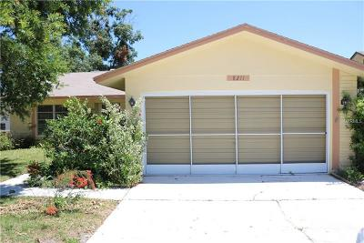 Pasco County Single Family Home Pending: 8211 Habra Drive