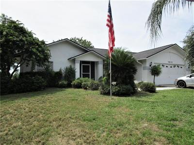 New Port Richey Single Family Home For Sale: 7830 Leighton Circle