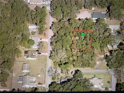 Inverness Residential Lots & Land For Sale: 5956 E Elgin Lane