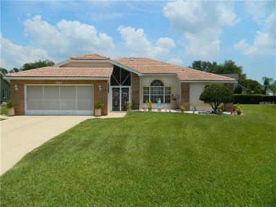 Spring Hill Single Family Home For Sale: 5064 Carnation Court