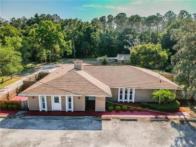 Pasco County Commercial For Sale: 5621 Rowan Road