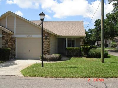 New Port Richey Townhouse For Sale: 6439 Cabbage Lane