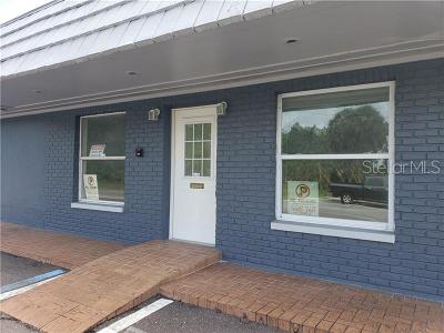 Pasco County Commercial For Sale: 15623 Sea Pines Drive