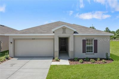 Haines City Single Family Home For Sale: 304 Rooks Loop