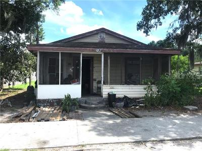 Plant City Single Family Home For Sale