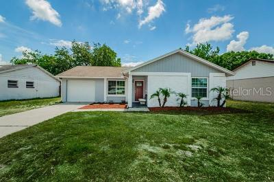 New Port Richey Single Family Home For Sale: 3432 Seven Springs Boulevard