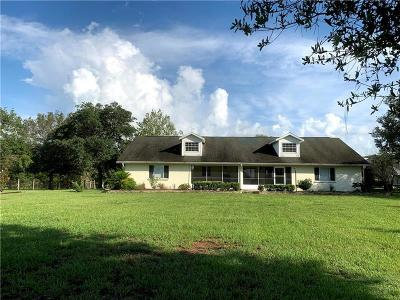 Dade City, San Antonio, Wesley Chapel, Brooksville Single Family Home For Sale: 36314 Florrie Mae Lane