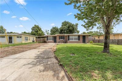 Orlando Single Family Home For Sale: 2123 E Esther Street
