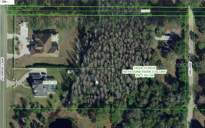 Residential Lots & Land For Sale: 1501 Jam Lane