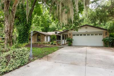 New Port Richey, New Port Richie Single Family Home For Sale: 9831 Delray Drive
