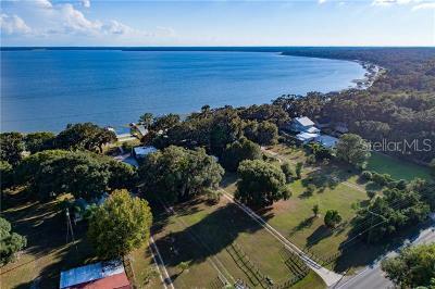 Ocklawaha Single Family Home For Sale: 12474 E Highway 25