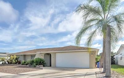 Holiday FL Single Family Home For Sale: $249,900