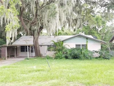 New Port Richey, New Port Richie Single Family Home For Sale: 6408 River Ridge Road