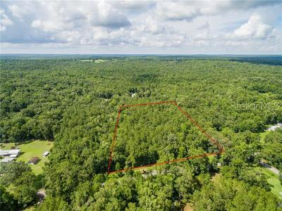 Dade City, San Antonio, Wesley Chapel, Brooksville Residential Lots & Land For Sale: 19901 Manecke Road