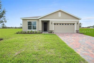 Clermont Single Family Home For Sale: 17124 Goldcrest Loop