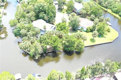 Weeki Wachee Single Family Home For Sale: 8178 River Point Drive