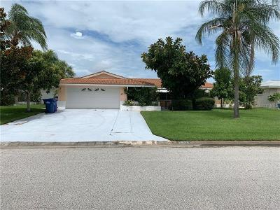 New Port Richey Single Family Home For Sale: 5025 Glenn Drive