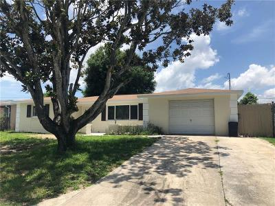 New Port Richey Single Family Home For Sale: 5418 Portola Avenue