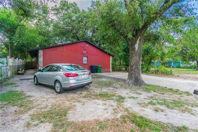 Tampa Multi Family Home For Sale: 8206 N Elmer Street