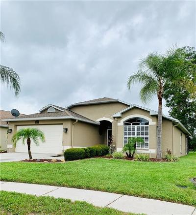 New Port Richey, New Port Richie Single Family Home For Sale: 7625 Weston Court