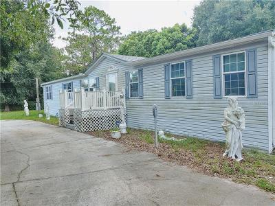 Hudson Single Family Home For Sale: 13536 Colony Road