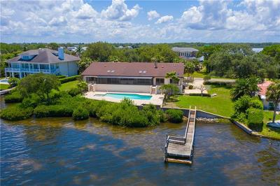 Tarpon Springs Single Family Home For Sale: 1650 Seabreeze Drive