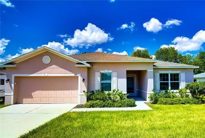 Spring Hill FL Single Family Home For Sale: $199,900