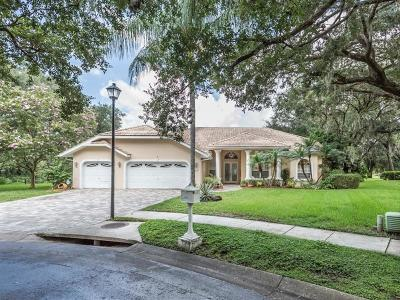 New Port Richey Single Family Home For Sale: 8735 Crescent Forest Boulevard