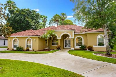 Brooksville Single Family Home For Sale: 4381 Hunters Pass