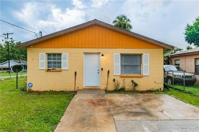 Tampa Single Family Home For Sale: 8102 N Brooks Street