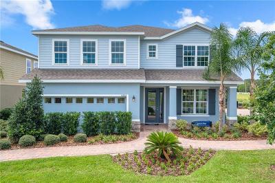 Apopka Single Family Home For Sale: 2332 Palmetum Loop
