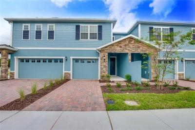Celebration, Davenport, Kissimmee, Orlando, Windermere, Winter Garden Townhouse For Sale: 2784 Pleasant Cypress Circle