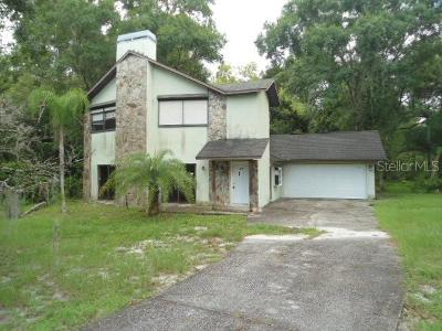 New Port Richey, New Port Richie Single Family Home For Sale: 10928 Echo Loop