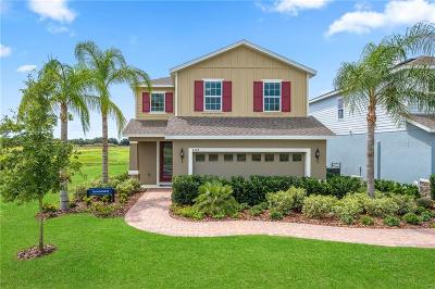Lake County, Orange County, Osceola County, Seminole County Single Family Home For Sale: 3936 Crawley Down Loop
