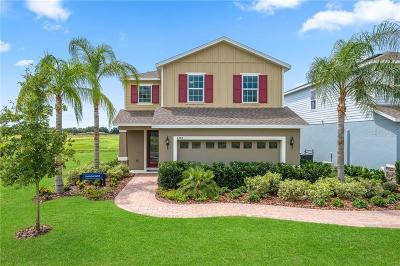 Volusia County Single Family Home For Sale: 1605 Chelsea Manor Circle
