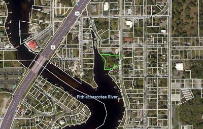 Port Richey Residential Lots & Land For Sale: 7729 Grand Boulevard