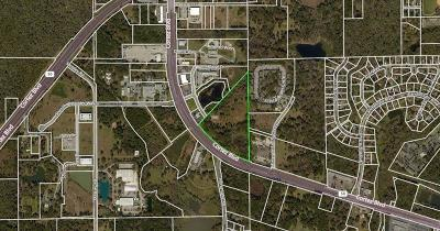 Brooksville Residential Lots & Land For Sale: 18985 Cortez Boulevard
