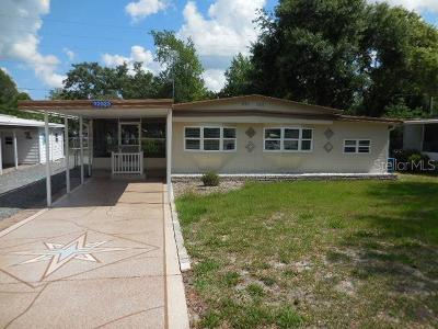 Brooksville Mobile/Manufactured For Sale: 12023 Fairway Avenue