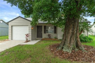 New Port Richey, New Port Richie Single Family Home For Sale: 3151 Munson Street