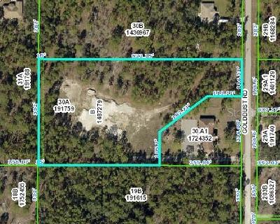 Spring Hill Residential Lots & Land For Sale: 5411 Golddust Road