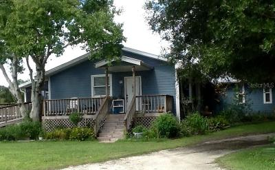 Okeechobee County Single Family Home For Sale: 7601 State Road 70 W